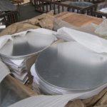 1070 aluminum disc 1.0-3.0mm thick aluminium circles for cookwares