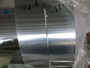 1050 1060 Cold Rolled Aluminum Strip For Channel Letter