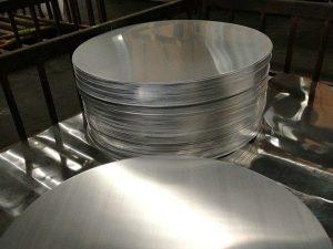 Industrial Ceramics Thin Thickness 1mm Aluminum Nitride AlN Disc