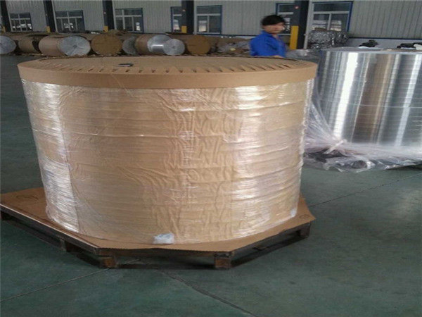 1050 1100 1235 O H18 Aluminum Coil Foil Mill Finish For Food Pack