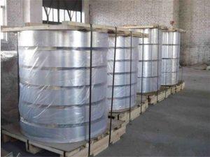 1050 Thin Aluminum Strip For Shutters