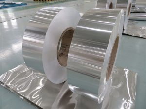 1060 1050 3105 H16 Zinc Coated Aluminium Strips