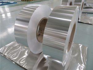 1060 1050 3105 H16 Zinc Coated Aluminium Strips