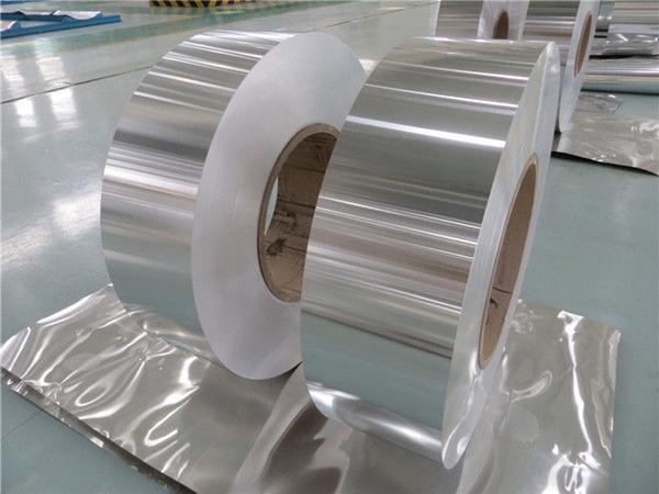 1060 1050 3105 H16 Aluminiumstrips met zinkcoating