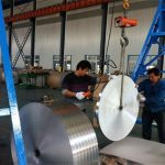 1mm 0.3mm thick 1050 1060 6061 5052 aluminum strip for finstock