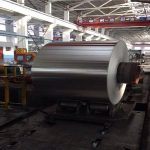 color pe coated aluminum coil / alloy