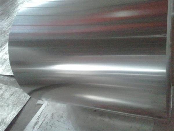 Commercio all'ingrosso 3105 3003 Pvdf Pe Argento Colore Rivestimento Alluminio bobina