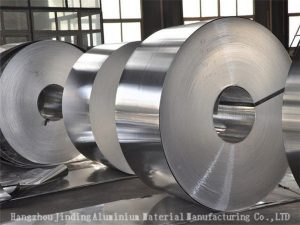 1100 3003 3004 3105 8011 alloy color coated aluminum coil