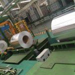 aluminum tube fin evaporator coil and air cooler evaporation coil
