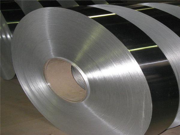 3003 H24 Striscia in alluminio pressofuso in grani di legno stucco goffrato per soffitto