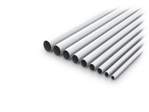 Tubos de compresión de aluminio rectangulares 6061 t6 en China