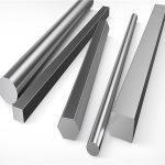 6063 t5 estrusione verniciatura a polvere barra di alluminio