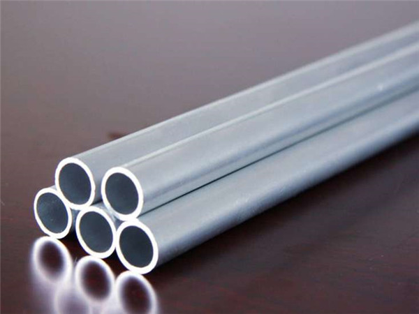 7075 T6 Aluminium Alloy Tube Round Pipe For Tent Pole
