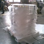 astm b209 fessura 3003 temper h18 h16 bobine di alluminio