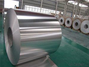 bobina in alluminio 1070 striscia in alluminio anodizzato