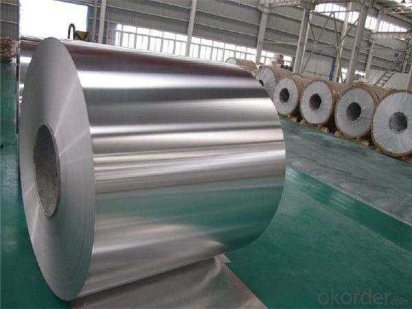 Aluminium spiraal 1070 geanodiseerde aluminium strip