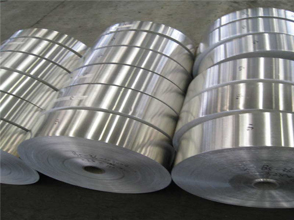 Aluminiumstrip 1050 1080 1100 Aluminium spiraal en strip