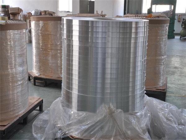 Nastro in alluminio con striscia rotonda in alluminio con bordi privi di sbavature