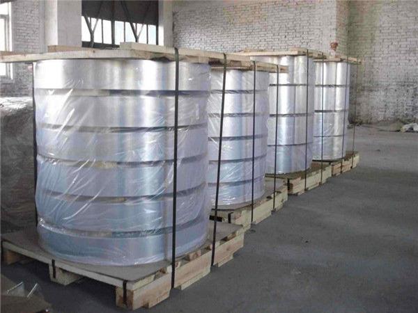 China 1060 aluminium strip heldere oppervlak