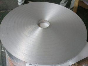 China Aluminum Strip Thin Aluminum Strip