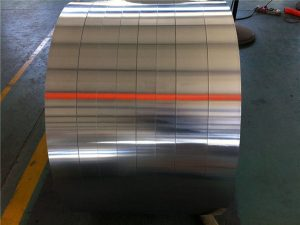 China Aluminum Strip with Design Color for U Rectangular Tube