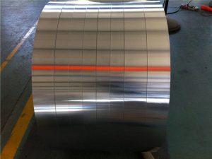 china aluminum strip with design color for u rectangular tube