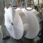 china embossed coated aluminum coil/foil/sheet/plates/strips 5052