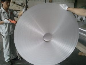 china supplier thin aluminum strip