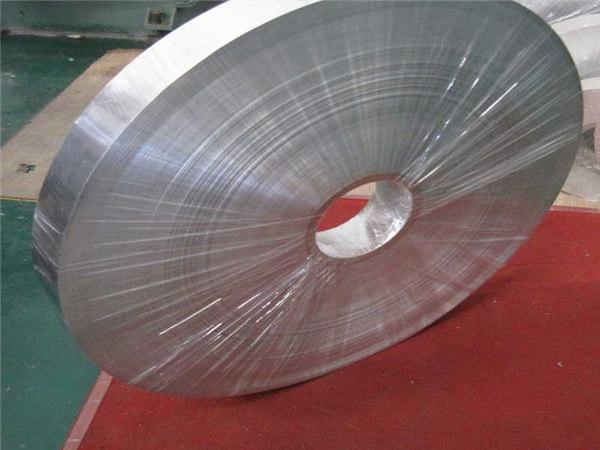 Cina fornitore all'ingrosso 8011 sottile striscia di alluminio