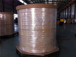 china transformer aluminum strips