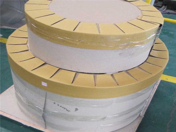 Алюминиевые полосы с алюминиевым покрытием для армирования кабеля