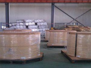 double paper covered (dpc) aluminium strips