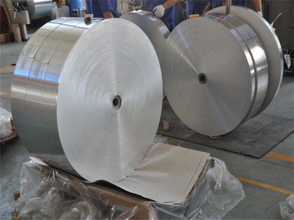 Flexible Air Duct Material 3003 5052 Aluminium Strip For Winding