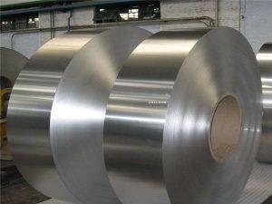 warmtewisseling aluminiumband aluminium strip