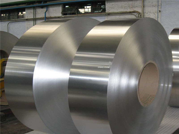 Heat Exchange Aluminum Tape Aluminium Strip
