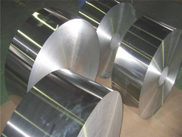 Weerbestendigheid voor hoge weersomstandigheden 1060 1100 O H12 Platte aluminiumstrip