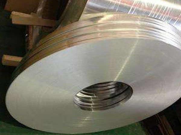 Warmgewalste aluminiumstrips rollen rollen