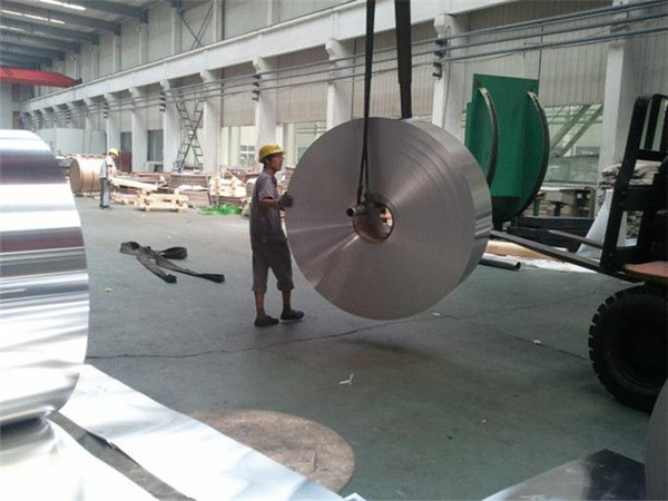 Mill Finish 3003 H24 0.7mm Thin Aluminum Coil Strips For Decoration