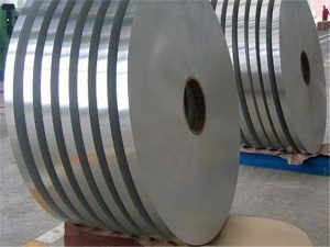 mill finished thin aluminum strip