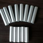 mill finish thin wall thickness 12mm aluminum tube