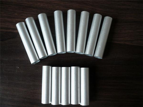 Mill finish Thin Wall Thickness 12mm Aluminum Tube