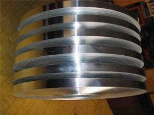 super quality slitting 1050 aluminium strip for pipes/binding