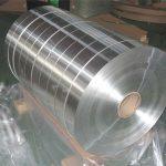 spessa striscia in lega di alluminio per scocca della batteria automobilistica