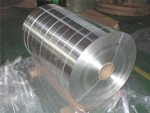 Thick Aluminum Alloy Strip For Automotive Battery Shell