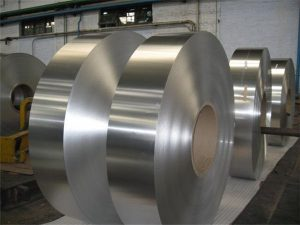 top quality aluminum strip for air duct materials 8011