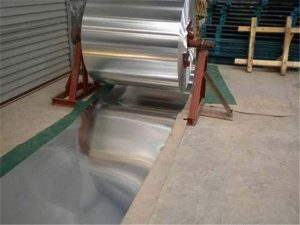 powder coated aluminum color coil for construction cladding