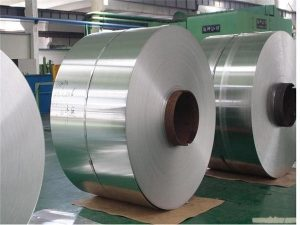 Zinc Aluminium Coil 6063