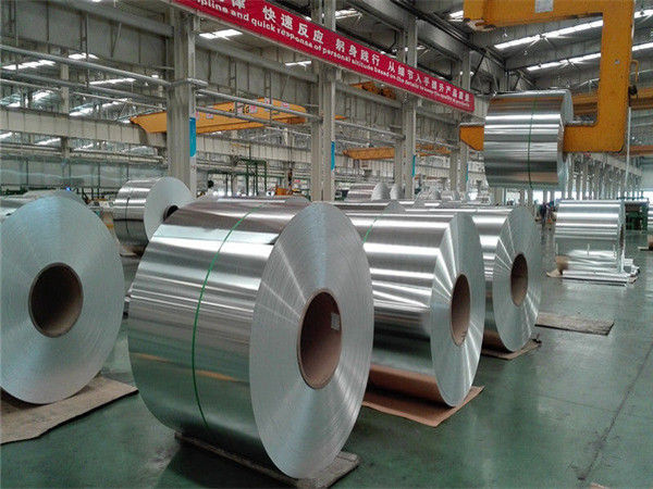 Blue Aluminum Fin Copper Tube Condenser Coil
