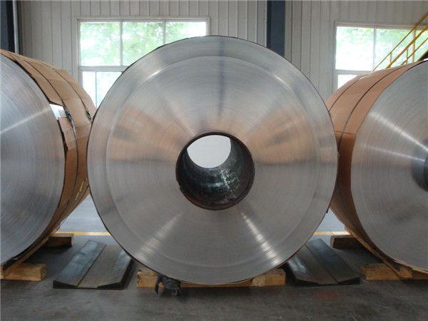 Hot Rolling Sheet Zinc 6061 H112 Aluminium Metal Coil