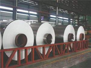 factory price pvdf coated aluminum coil for kinds of uses